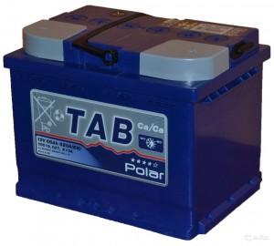 tab blue